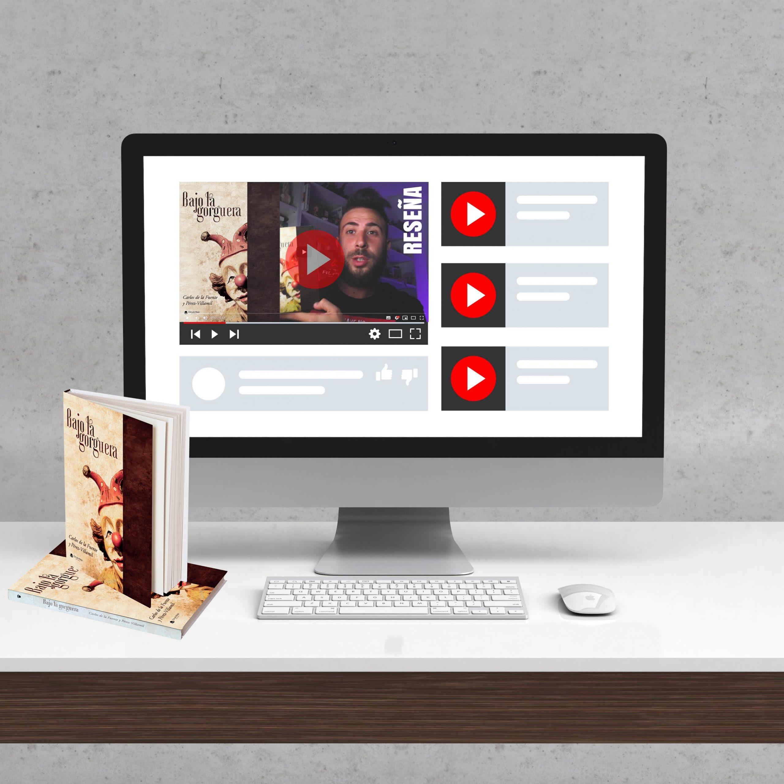 Reseña en Youtube de 'Bajo la Gorguera'